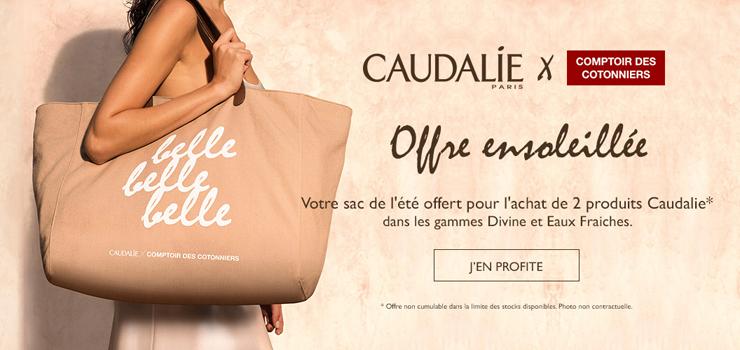 Offre CAUDALIE Comptoir des cotonniers !!!! Chez hyperpara
