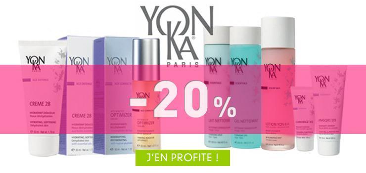 Yon-Ka -20% de Remise