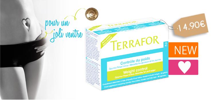 Terrafor à seulement 14,90€ chez hyperpara