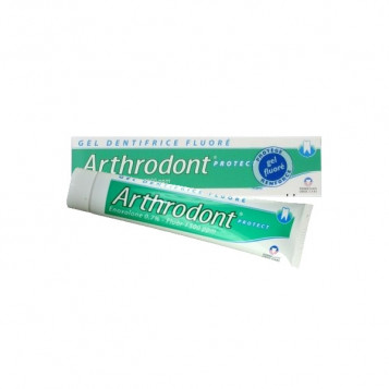 Arthrodont Protect Gencives (Gel Dentifrice Fluoré)