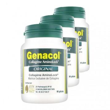 Genacol 90 gelules Lot de 3 boîtes 0828875440000