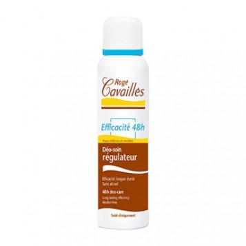Rogé Cavaillès Déo-Soin Regulateur Spray 150 ml Efficacité 24H Sans alcool Pour peaux sensibles