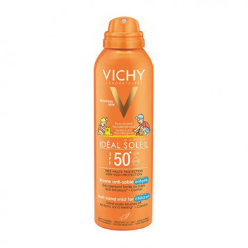 Vichy Capital Idéal Soleil - Brume Anti Sable Enfants SPF50+ 200ml 3337875558037
