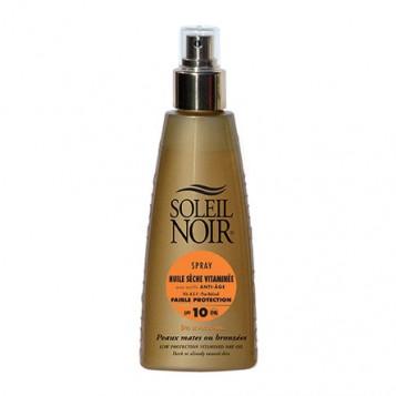 Soleil Noir Huile Sèche Vitaminée SPF10 - 150 ml 3700172700865