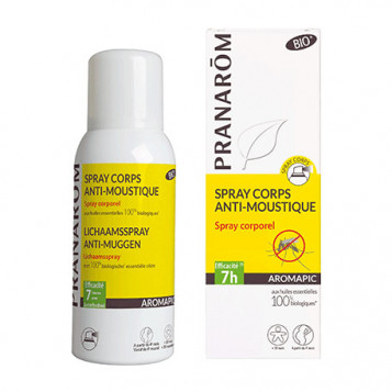 Pranarôm Aromapic - Spray Corporel BIO - 75 ml 5420008522826