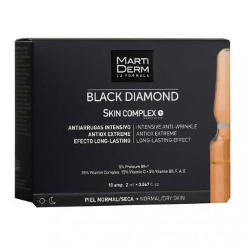 Martiderm Black Diamond - Skin Complex - 10 Ampoules 8437000435839