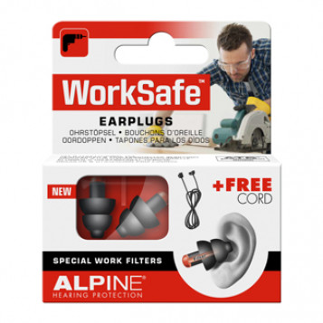 WorkSafe - Bouchons d'Oreille