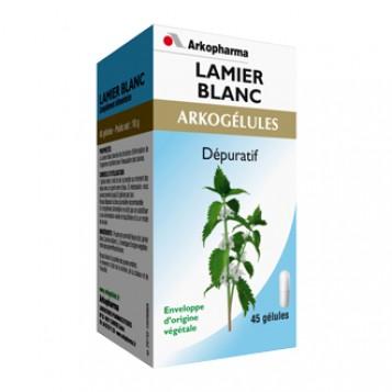Arkogélules - Lamier Blanc 45 Gélules