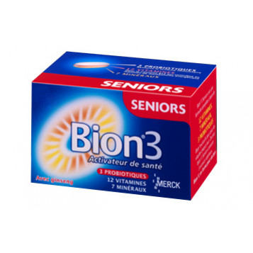 Bion 3 - Séniors - 30 Comprimés