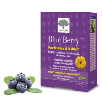 Blue Berry - 120 Comprimés