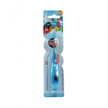 Brosse à Dents Barbapapa - Flashing Timer - Souple
