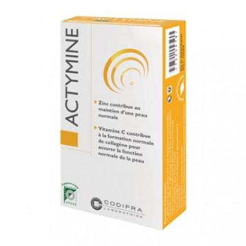 Codifra Actymine 30 Gélules Oligo-éléments Vitamine C & E