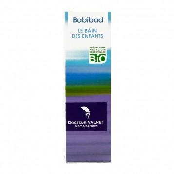 Dr Valnet Babibad - Le Bain des Enfants BIO - 15 ml Préparation aux huiles essentielles BIO A partir de 3 ans
