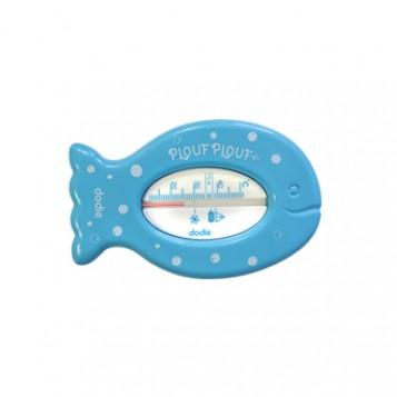 Dodie Thermomètre de Bain Baleine Mesure fiable et rapide de la température du bain Flotte pour une lecture facile de la température