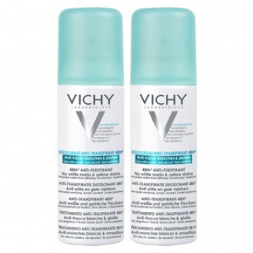 Déodorant Anti-Transpirant 48H - Anti-Traces Spray - Lot de 2