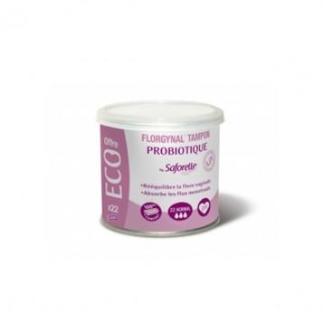 Florgynal Tampon Probiotique Normal x22 Offre Eco