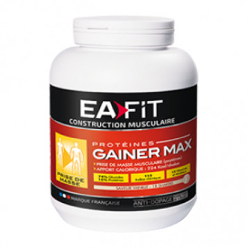 Gainer Max Saveur Caramel 1.1 kg