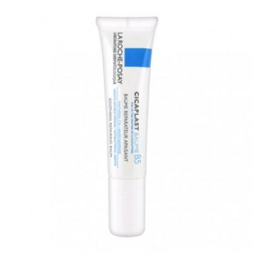 La Roche Posay Cicaplast - Baume B5 15 ml Baume réparateur apaisant Irritations cutanées de l'adulte, de l'enfant et du nourrisson Sans paraben et sans parfum