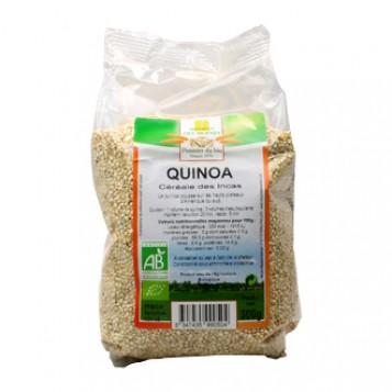 Moulin des Moines Quinoa 500g Céréales des Incas Certifié agriculture BIO