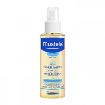 Mustela Huile de Massage Bébé 100 ml 3504105028411