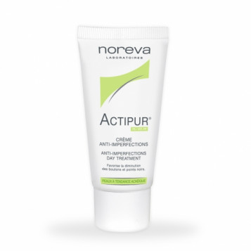 Actipur - Crème Matifiante Anti-Imperfections 30 ml