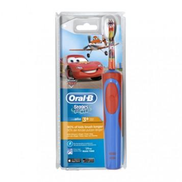 Oral B Brosse à Dents Electrique Stages Power Disney Cars