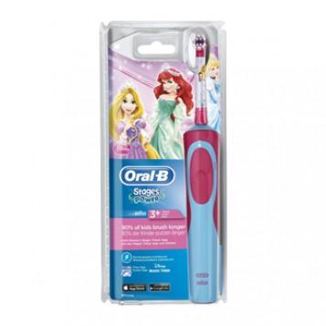 Oral B Brosse à Dents Electrique Stages Power Disney Princesse