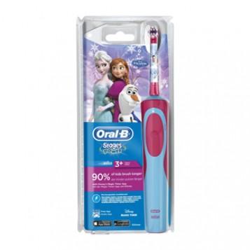 Brosse à Dents Electrique Stages Power Disney La Reine des Neiges