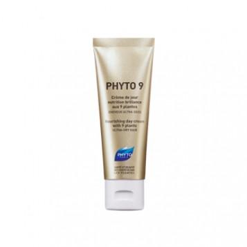 Phyto 9 - Crème de Jour Hydratation Brillance aux 9 Plantes 75 ml