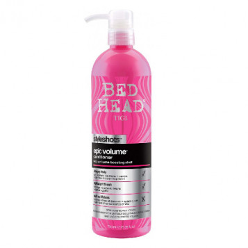 tigi-bed-head-styleshots-epic-volume-conditionner-apres-shampooing-750ml-hyperpara
