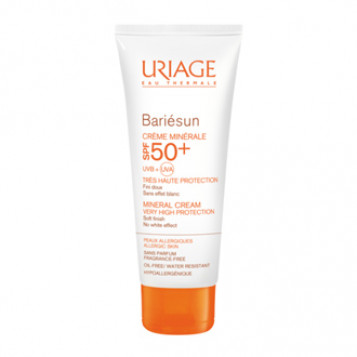 uriage-bariesun-creme-minerale-spf50+-tres-haute-protection-peaux-allergenique-posologie-water-resistant-hyperpara