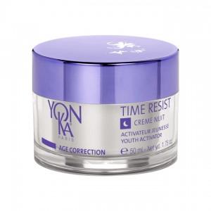 Yon-Ka Time Resist - Crème Nuit - 50 ml 0832630005014