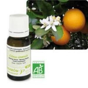 Huile Essentielle BIO Orange Douce (Citrus sinensis) 10ml