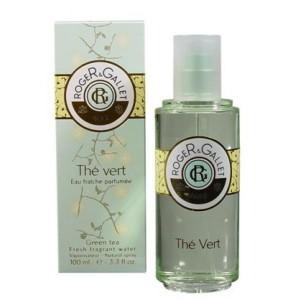 Thé Vert Eau Fraîche Parfumée  Vaporisateur 100 ml