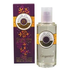 Gingembre Eau Fraîche Parfumée Vaporisateur - 100 ml