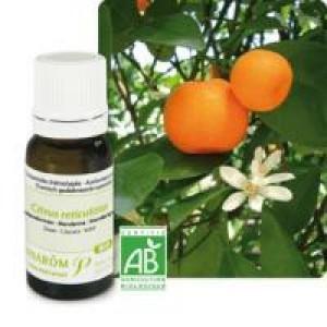 Huile Essentielle BIO Mandarine zeste (Citrus reticulata) 10ml