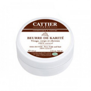 Beurre de Karité 100 % Naturel - 100g