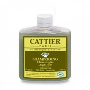 Shampooing à l'Argile Verte - Cheveux Gras - 250 ml