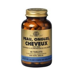 Peau Ongles Cheveux 60 Gélules