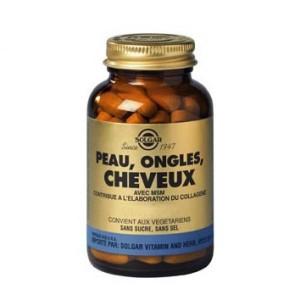 Peau Ongles Cheveux 120 Gélules