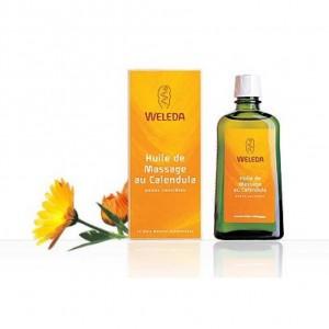 Calendula - Huile de Massage - 100 ml