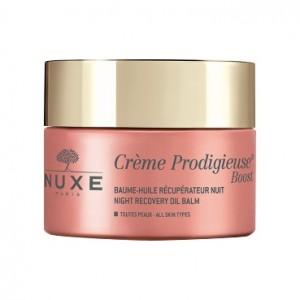 Nuxe Crème Prodigieuse Boost - Baume-Huile Récupération Nuit - 50 ml 3264680015854