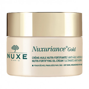 Nuxe Nuxuriance Gold - Crème-huile Nutri-Fortifiante - 50 ml 3264680015908