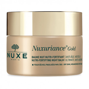 Nuxe Nuxuriance Gold - Baume Nuit Nutri-Fortifiant - 50 ml 3264680015915