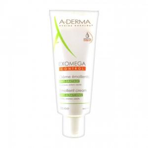 Aderma Exomega Control - Crème Émolliente - 200 ml 3282770073072