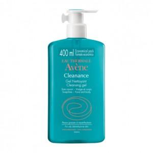 Avène Cleanance - Gel Nettoyant - 400 ml 3282770100259