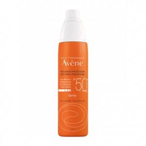 Avène Spray Solaire SPF50+ - 200 ml 3282770100617 3282770100617