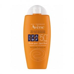Avène Fluide Sport SPF50+ - 100 ml 3282770101362