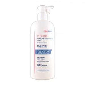 Ducray Ictyane - Crème Anti-Dessèchement Corps - 400 ml 3282770106879