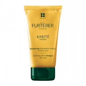 René Furterer Karité Hydra - Shampooing Hydratation Brillance - 150 ml 3282770107265